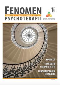 Fenomen Psychoterapii nr 1/2016